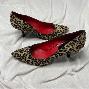 Nine & Co. Leopard Heels